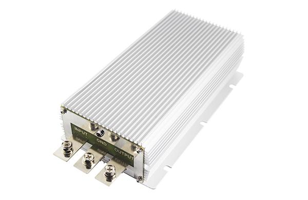 DC-DC Step-up Voltage Converters