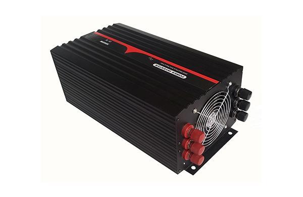 3000W DC-AC Pure Sine Wave Inverter, 12V/24V/48V to 100V/120V 220V/240V( 50/60Hz)